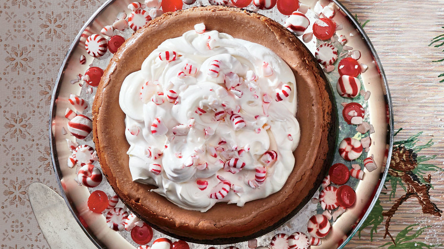 Whipped Peppermint Cream