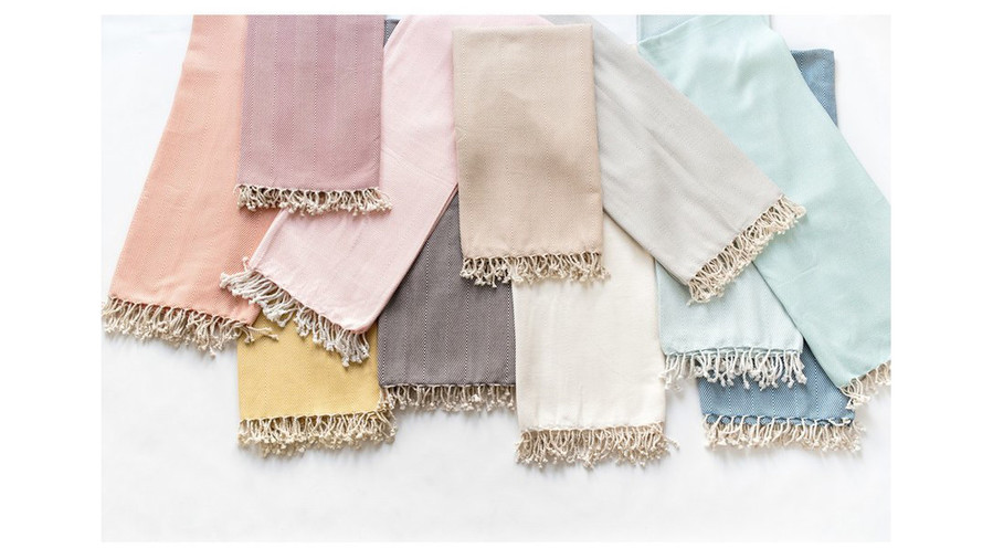 Zestt Organic Cotton Throw