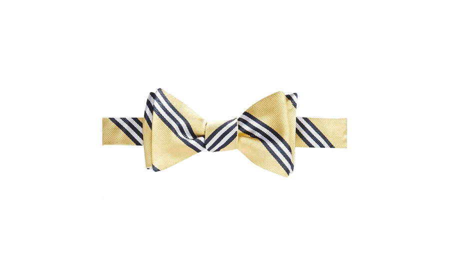 Brooks Brothers Repp BB Bow Tie