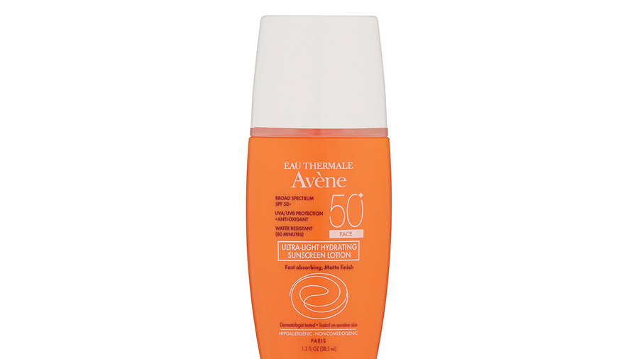 Eau Thermale Avene Ultra-Light Hydrating Sunscreen Lotion 50+ for Face