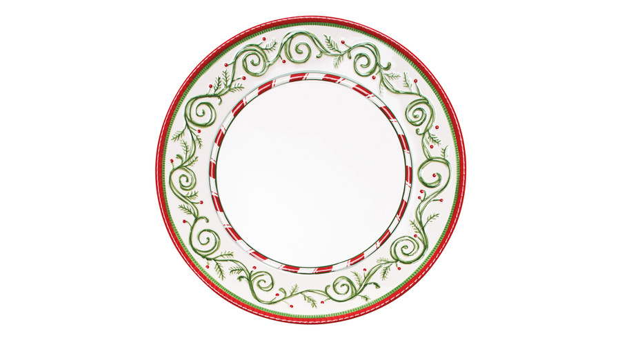 Ou0027Tannenbaum Christmas China  sc 1 st  Southern Living & Choose Your Christmas China - Southern Living