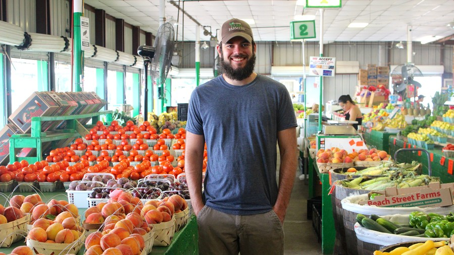 Will Dodd of Heirloom Harvest