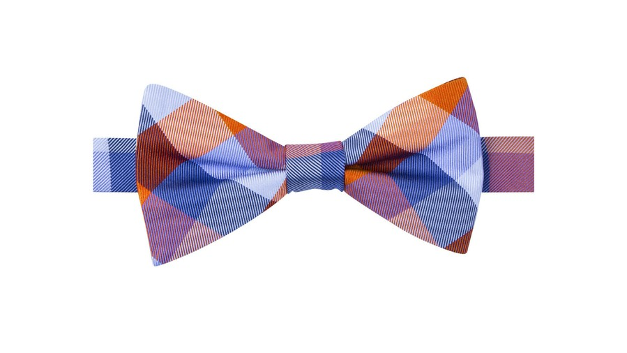 Kentucky Derby Bow Tie Tommy Hilfiger Buffalo Tartan Bow Tie