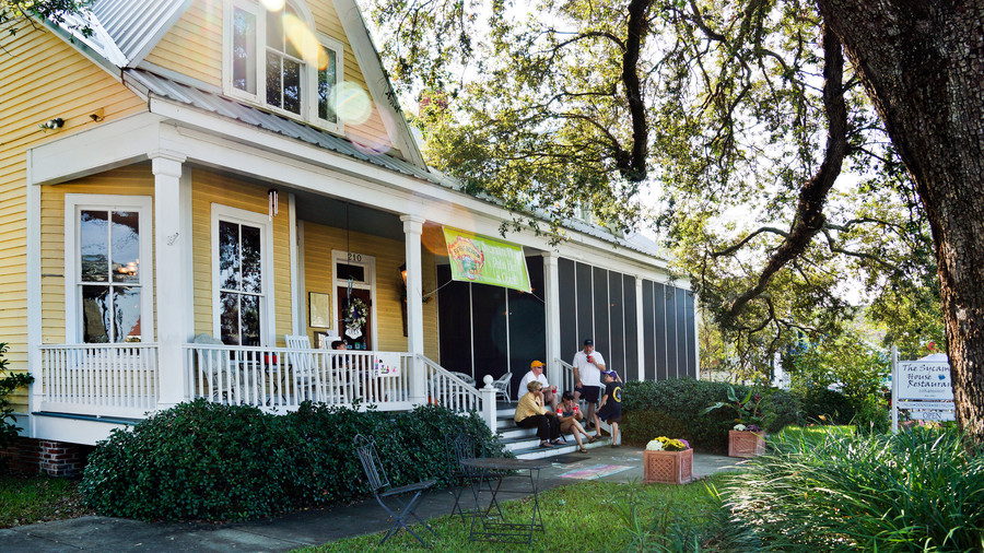 Old Town Sycamore House Bay St. Louis Mississippi