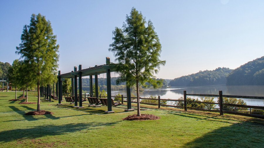 Chattahoochee Views: Morgan Falls Overlook Park