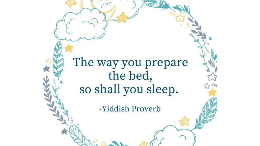 Sleep Tight Quotes Yiddish Proverb