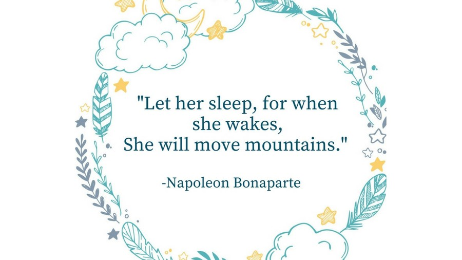 Sleep Tight Quotes Napoleon Bonaparte