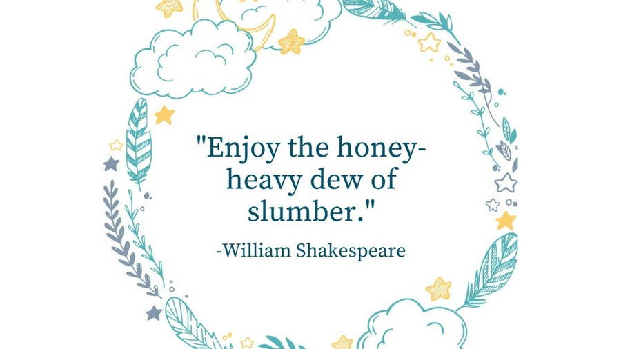 Sleep Tight Quotes William Shakespeare