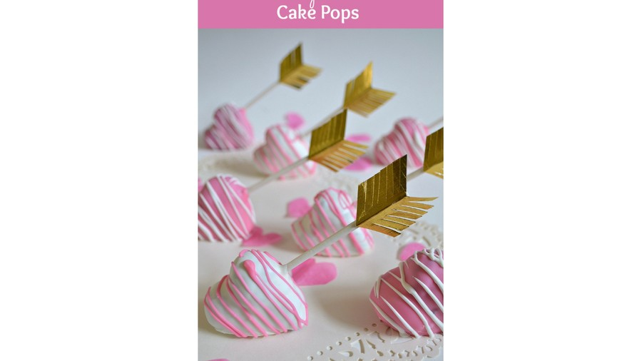 Cake Pop Arrows
