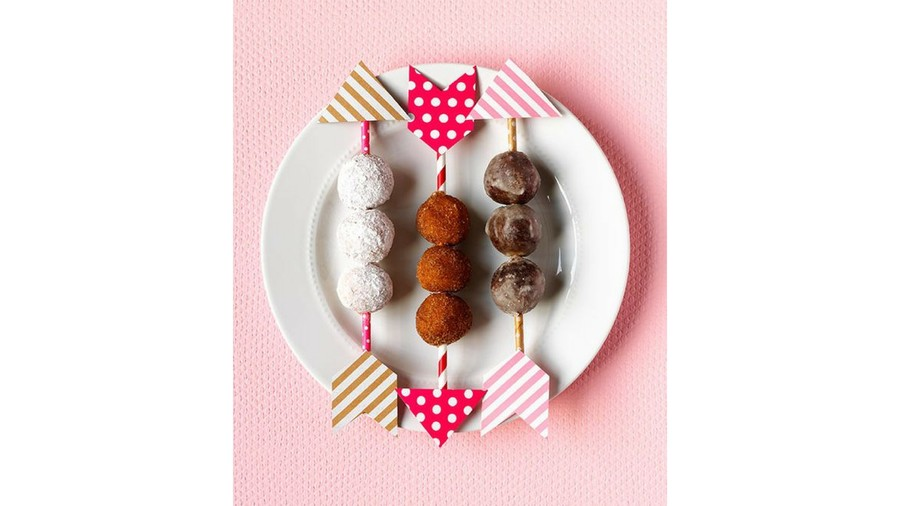 Best Valentine's Day Treats Online Donut Holes