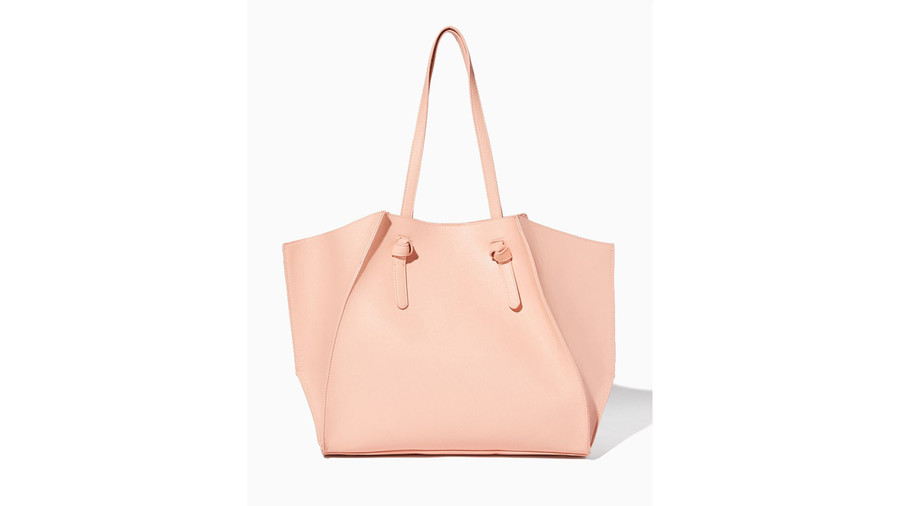 Octagon Knotted Tote
