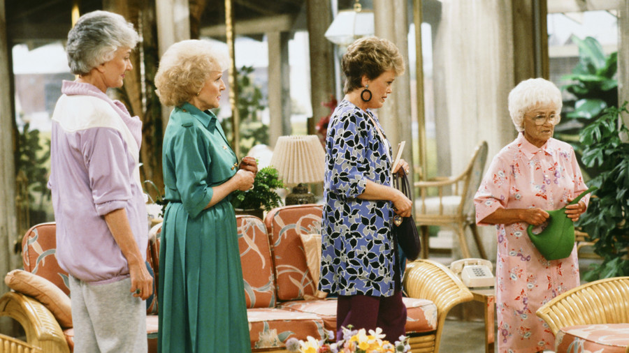 When she calls out Blanche, again (we're sensing a pattern)