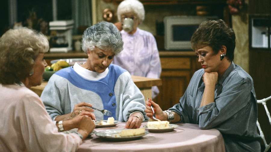 Dorothy Golden Girls severe weather alert