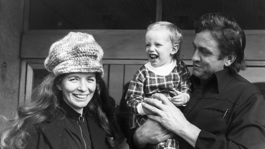 Johnny and June taught children