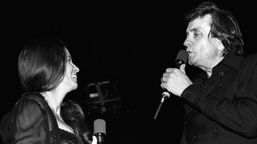 Johnny and June Johnny good
