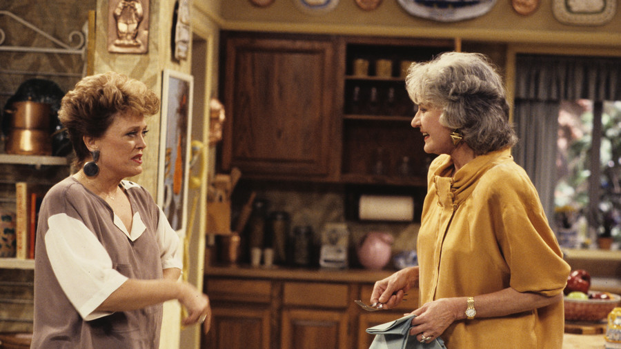 Dorothy Golden Girls back date