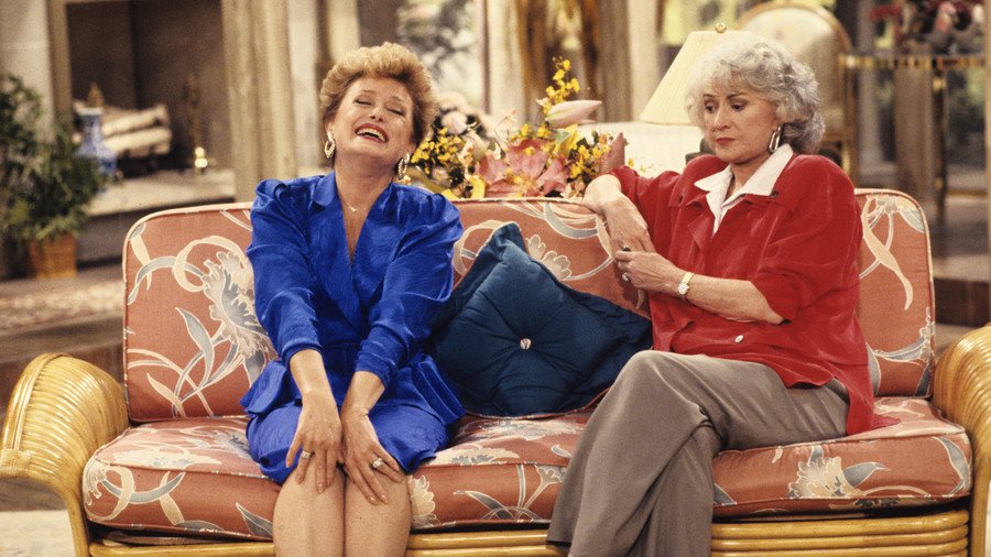 Dorothy Golden Girls blanche humiliation