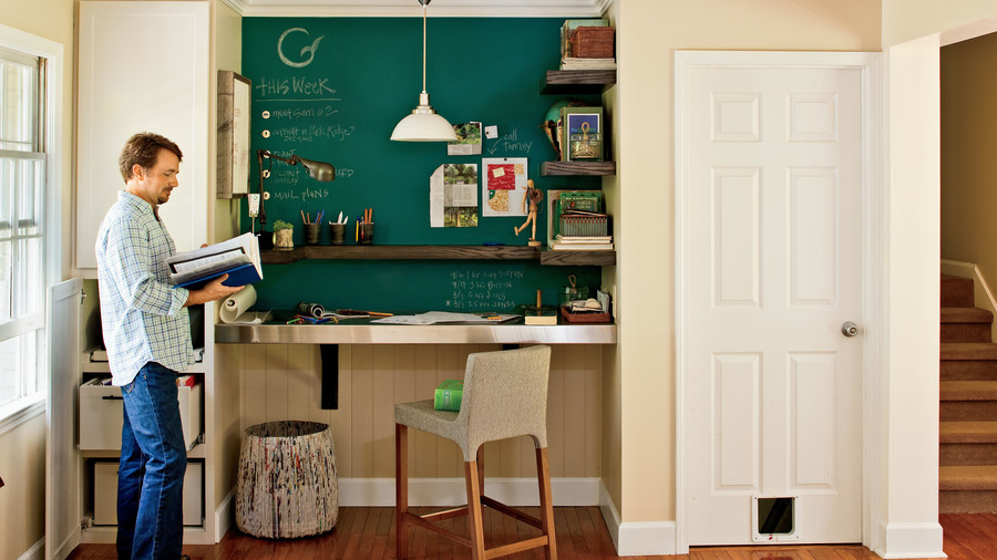 Clutter Free Home The Home Office