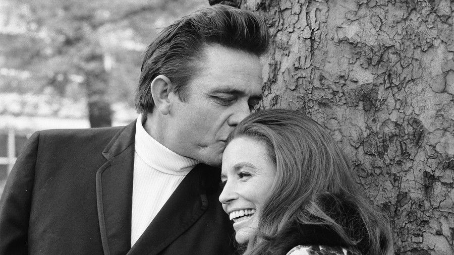 Best southern love stories of all time southern living for Pictures of johnny cash and june carter