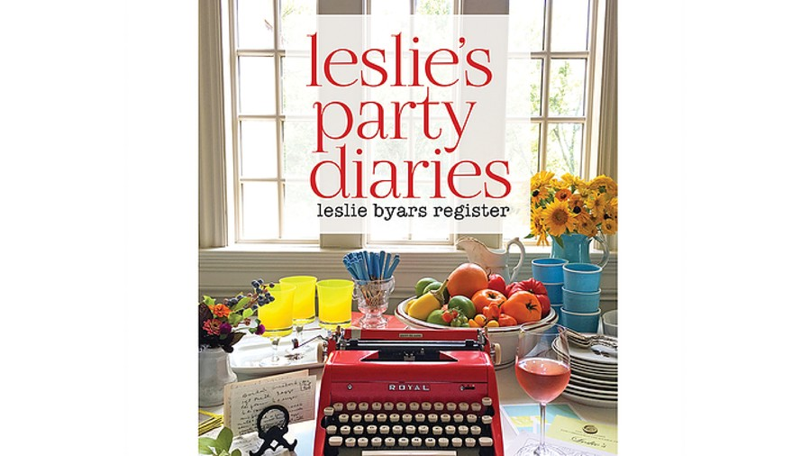 Cookbook of the Week Leslie's Party Diaries