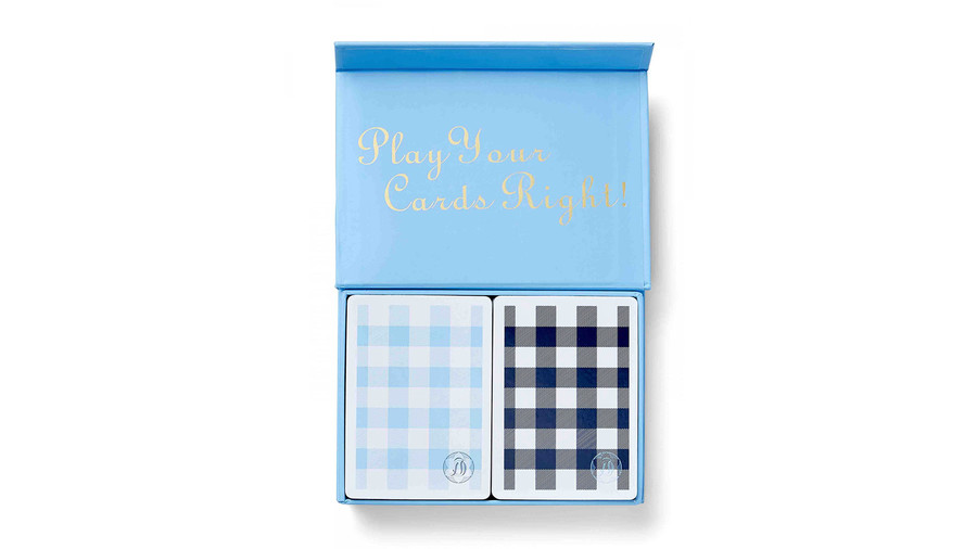 Play Your Cards Right Playing Card Set