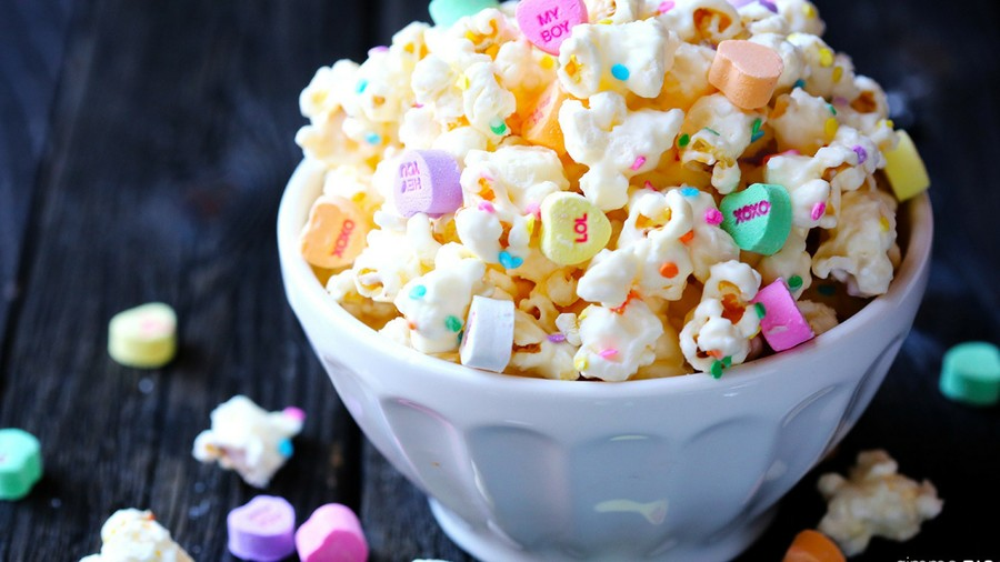 Best Valentine's Day Treats Online popcorn