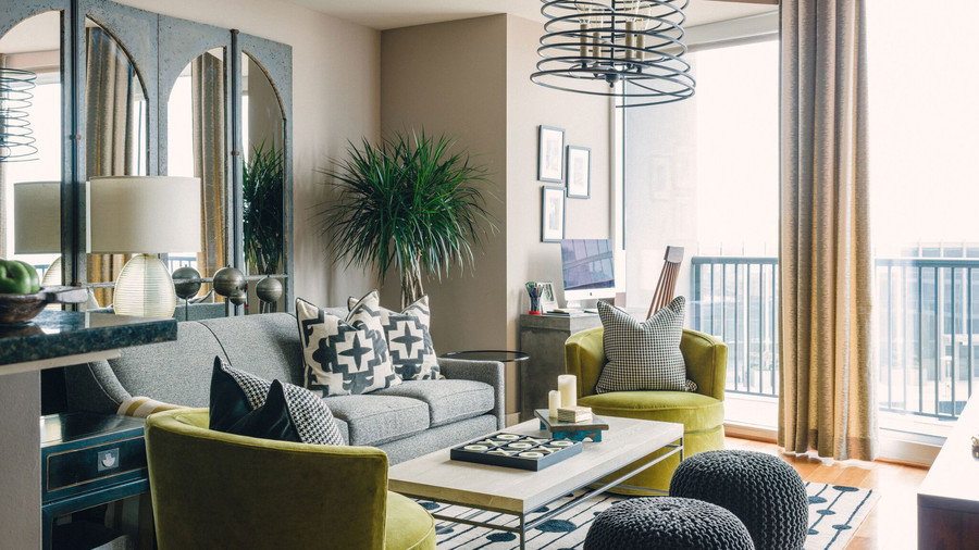 5 Decorating Tips for Small Apartments - Southern Living