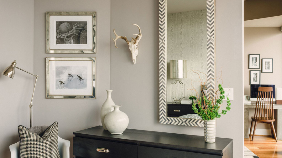 Make the Space Feel Larger with Mirrors