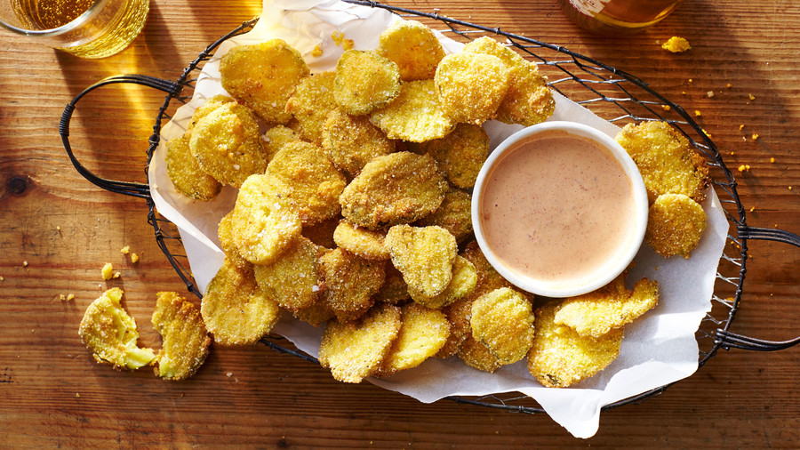 Arkansas: Fried Pickles