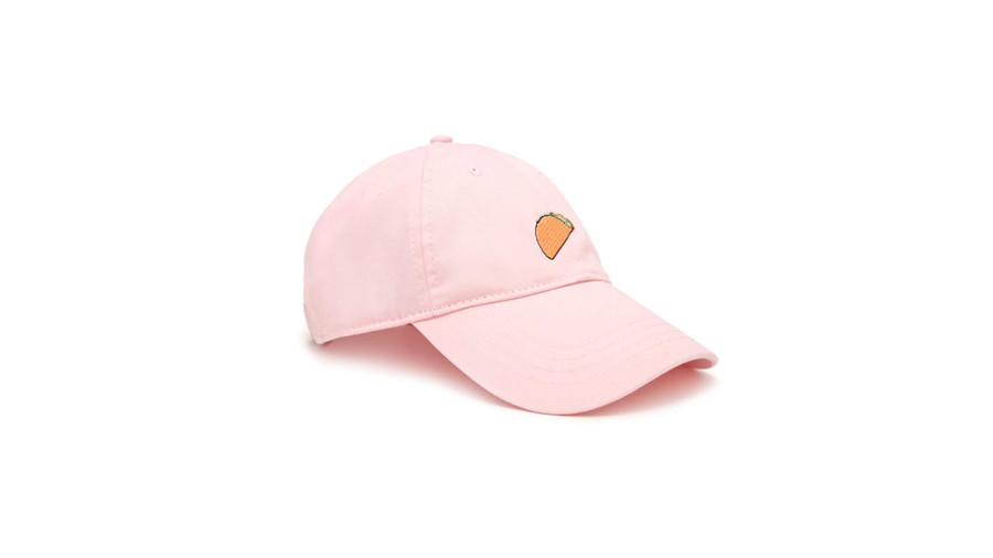 Embroidered Taco Cap