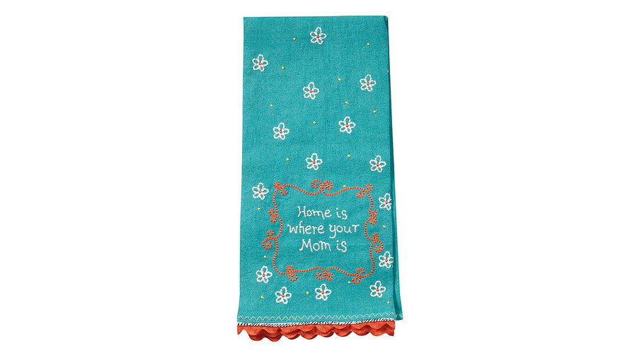 Mother's Day Paper Source Tea Towel