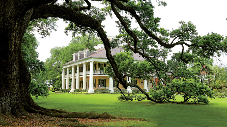 The Inn at Houmas House Plantation and Gardens in Darrow, Louisiana