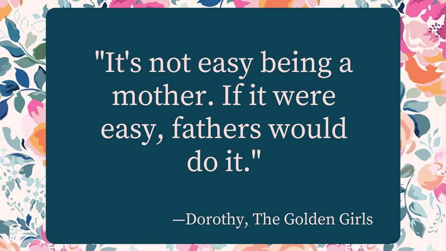 Dorothy, The Golden Girls