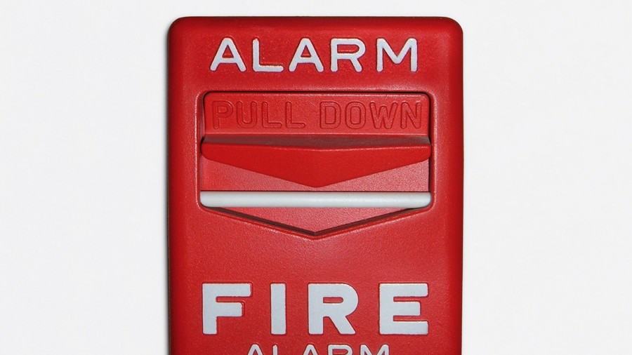 Southern Romantic Gestures Fake Fire Drill