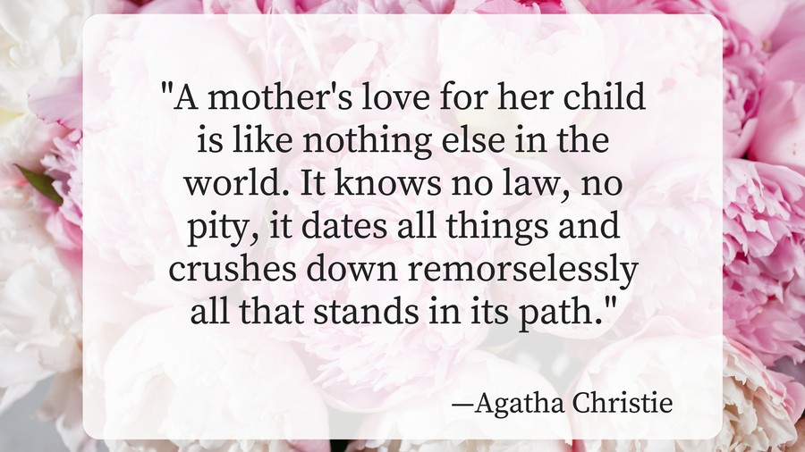 60 Of The Most Beautiful Mother's Day Quotes Southern Living Adorable Rasta Baby Quotes