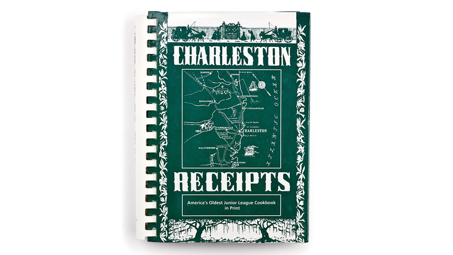 Charleston Receipts by the Junior League of Charleston