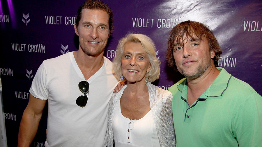 Matthew McConaughey Mom Quotes personality