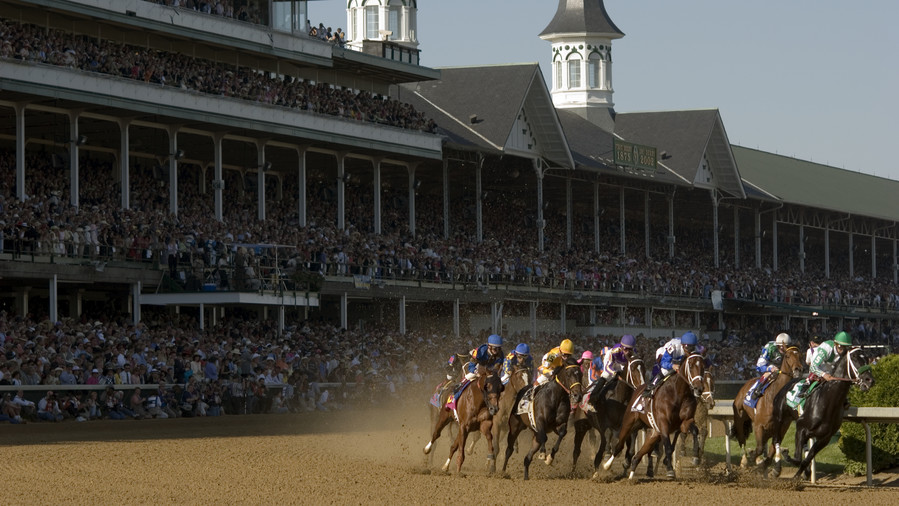 Springtime in the South The Races