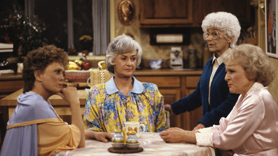 This ain t the golden girls