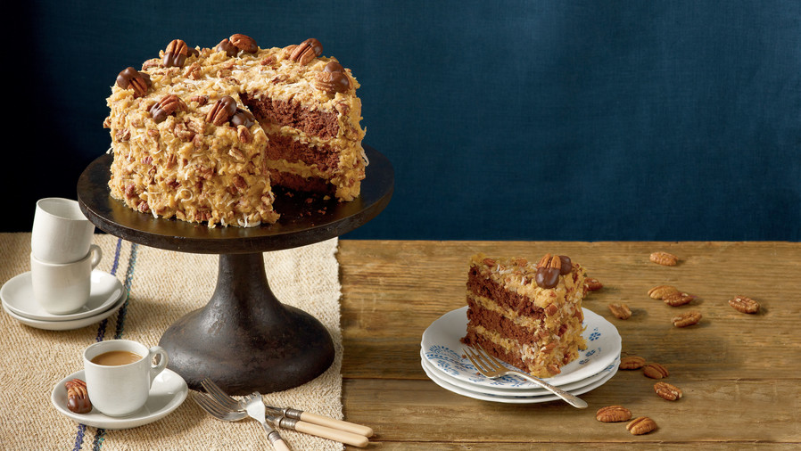 1957: German Chocolate Cake
