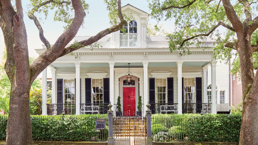Harry Connick New Orleans Home