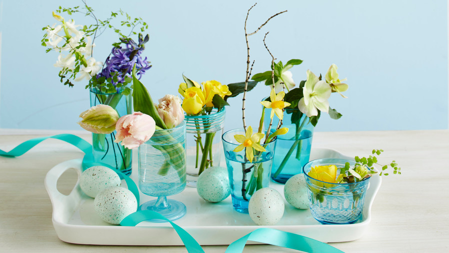 Easy spring flower arrangements southern living the collected arrangement mightylinksfo