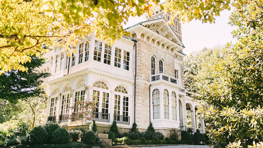 The top 10 wedding venues in birmingham southern living annesdale mansion wedding venue memphis tennessee junglespirit Images