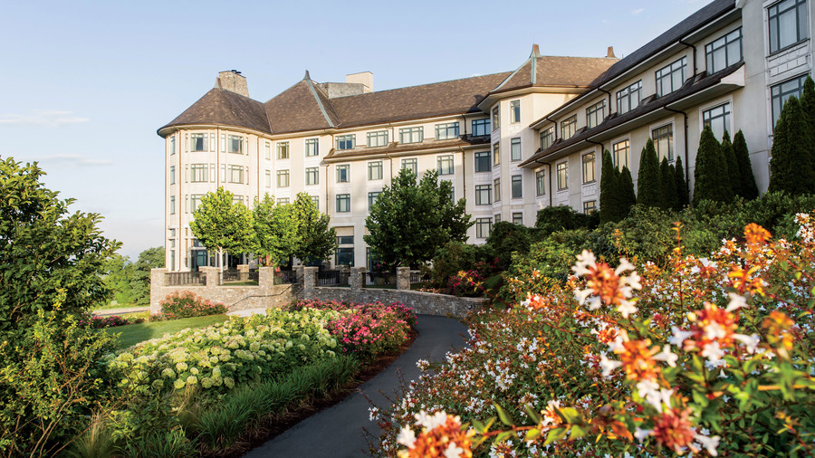 North Carolina: The Inn on Biltmore Estate