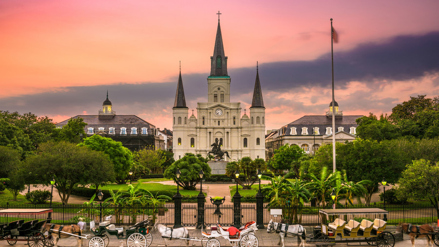New Orleans, Louisiana- The Big Easy