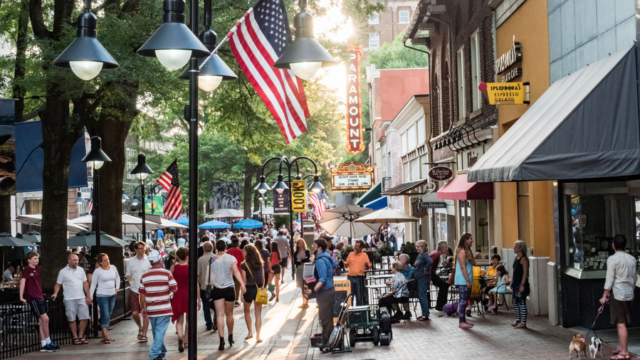 The Souths Best Small Towns Southern Living - The 20 best small towns to visit in the usa