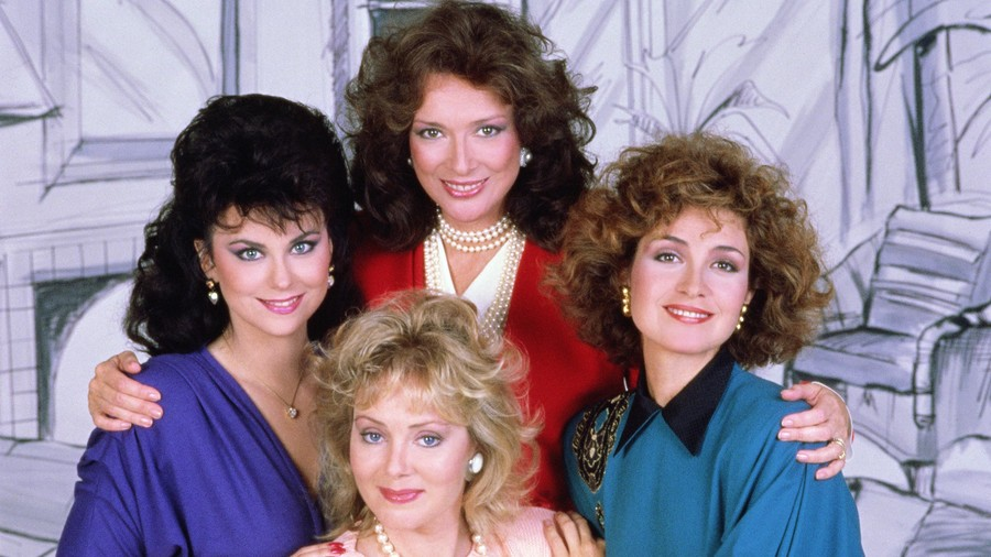 The Sugarbaker Sisters: Designing Women