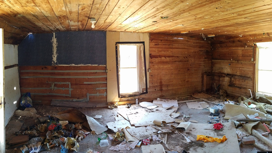 The Living Area Before