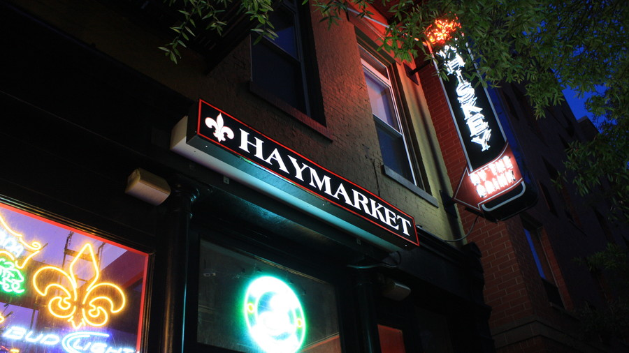 Kentucky: Haymarket Whiskey Bar