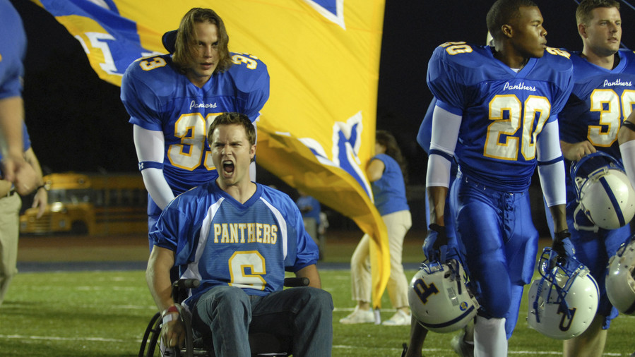 Jason Street and Tim Riggins: Friday Night Lights